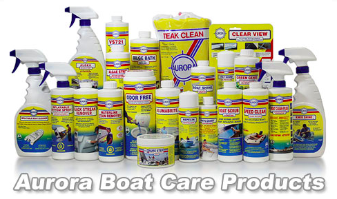 Aurora Boat Care Products