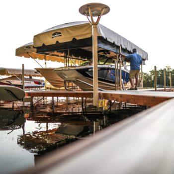 8-Boat Lift – 3