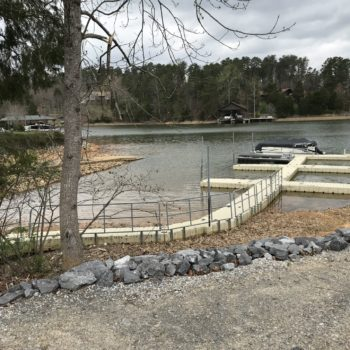 Copy of Paradise Marine community dock Lake Loudon