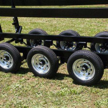 Hoosier Tri-Toon Tires for BX325TT-12 5984