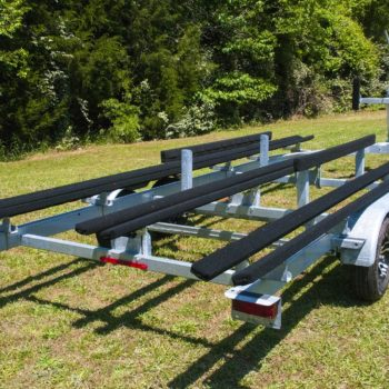 Yacht Club Pontoon Trailer
