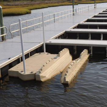 ez kayak launch-dock section Wilmington