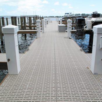 titan deck commercial marina